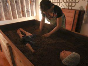 パナシア 南砂店の酵素風呂